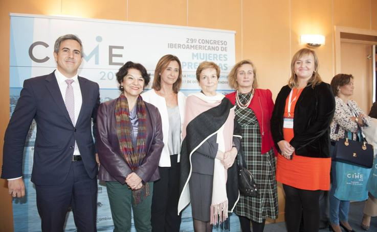 Congreso Iberoamericano de Mujeres Empresarias