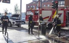El conductor que arrolló a cuatro peatones en Santander está en 'shock' y «no recuerda nada»