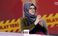 La prometida de Khashoggi duda de la sinceridad de EEUU en la investigación