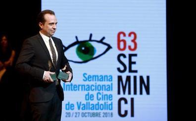 'Génesis' triunfa en la Seminci con tres premios, incluida la Espiga de Oro