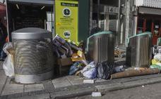 El Ayuntamiento admite que hay un déficit de limpieza y anuncia medidas para mejorarla