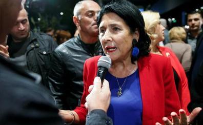 Georgia allana en las urnas la llegada de la primera mujer a la presidencia
