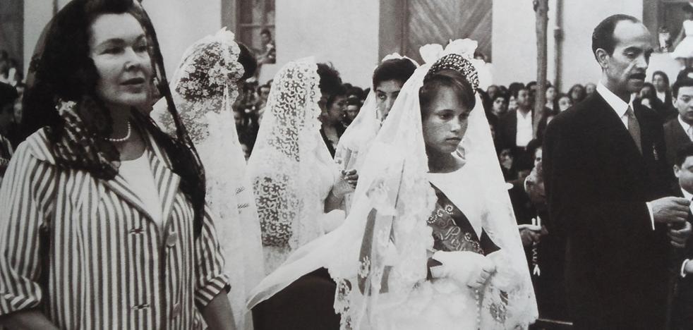 Mia Farrow fue la reina de las fiestas en Denia