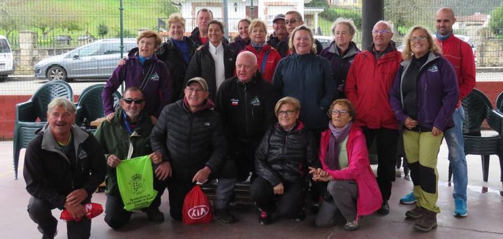 El Grupo de Montaña Cacicedo propone una ruta en Viaña, en el corazón de Cabuérniga