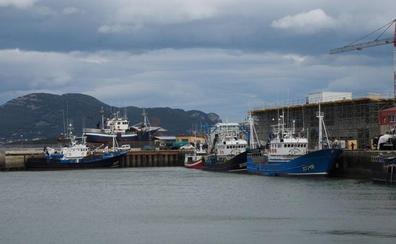 El Gobierno anuncia el dragado de la dársena del puerto de Colindres