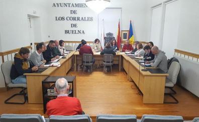 Los Corrales aplica una subida del IPC para las tasas e impuestos de 2019