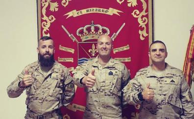 Más de 80 militares cántabros instruirán al ejército iraquí para luchar contra el Estado Islámico