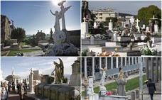 Cementerios con mucho arte