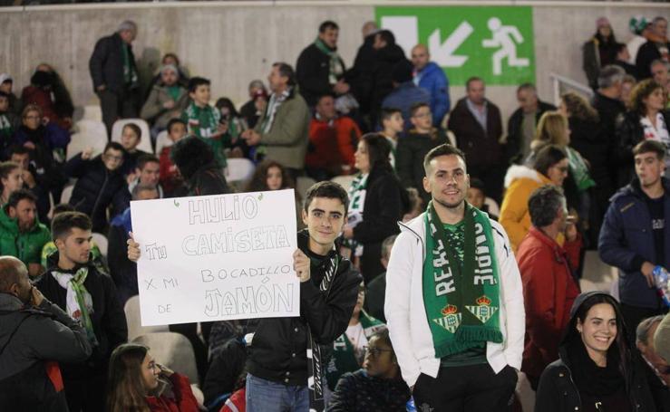 El Racing se enfrenta al Betis en El Sardinero