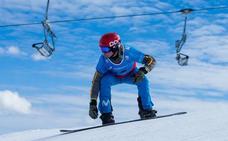 El cántabro Laro Herrero, nuevo técnico del equipo español de snowboard