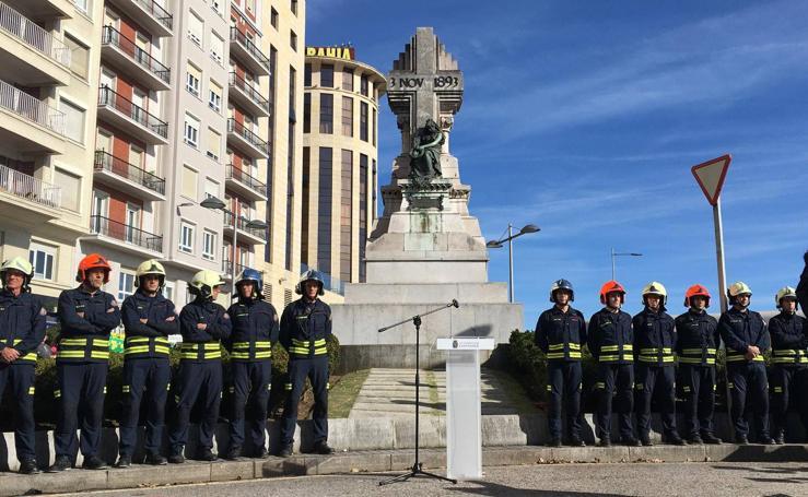 Santander conmemora el 125 aniversario de la explosión de Machichaco