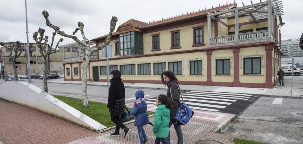 Comienzan las obras de la futura Biblioteca Municipal de Camargo