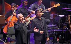 Nando Agüeros vivió una noche 'indomable' con la celebración sus 20 años en la música