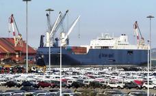 La naviera que mueve armas desde el Puerto seguirá operando en Santander el año que viene