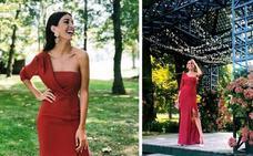 Noelia López, 'superinvitada' de boda en Cantabria