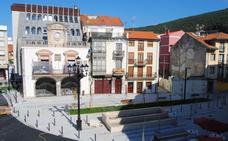 Un mural histórico para la plaza de la Villa