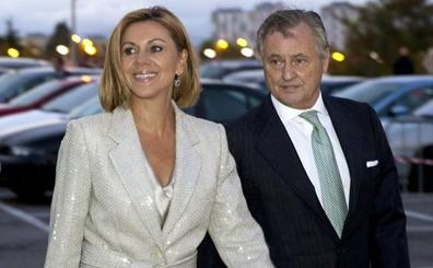 El marido de Cospedal aseguró que Rajoy fue informado de los detalles de la reunión con Villarejo