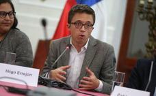 Errejón defiende que en Venezuela «se respetan las libertades» y «la gente hace tres comidas al día»