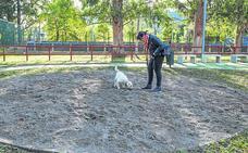El Astillero ya tiene su parque canino
