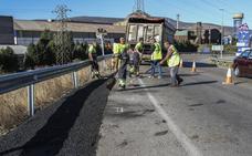 Comienzan las obras de la senda peatonal que unirá Matamorosa y Bolmir