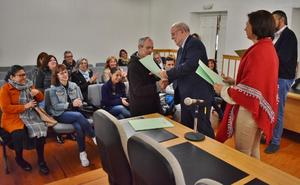 El Gobierno ha invertido en formación y empleo tres millones de euros en Los Corrales esta legislatura