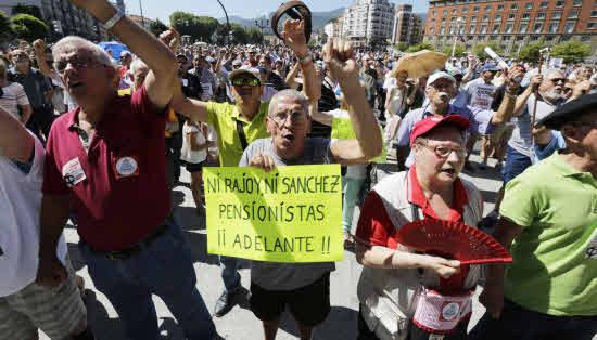 Casi un tercio de los pensionistas hubiera preferido jubilarse más tarde
