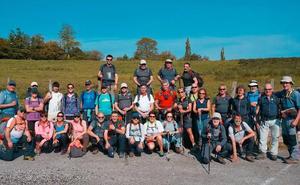 El Grupo de Montaña Peñas Arriba organiza este sábado una ruta desde Soba al Valle de Ruesga
