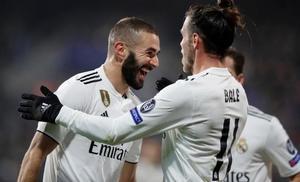 El Real Madrid se riega el gaznate con una 'manita' en Pilsen