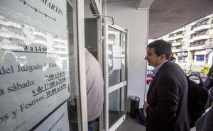 La Audiencia no ampliará la imputación al exalcalde de Astillero Carlos Cortina