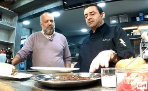 Cómo prepara Nacho Basurto su famosa chuleta de tudanca