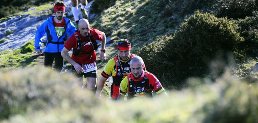 Tres pruebas cántabras en el calendario nacional de trail de la Federación de Montaña