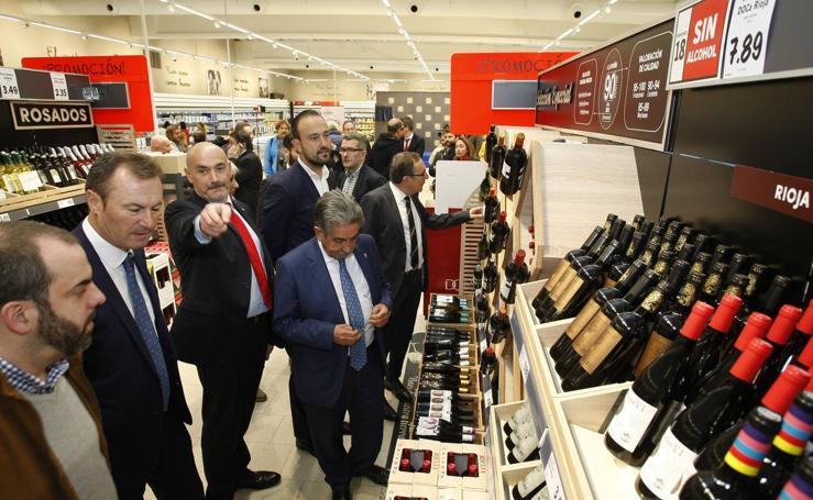 Inaugurado el supermercado Lidl en el Área Comercial de Ganzo