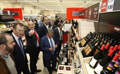 El área comercial de Ganzo abre su segundo local, un supermercado de Lidl