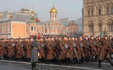 El Kremlin intensifica el culto al papel de la U. R. S. S. en la II Guerra Mundial