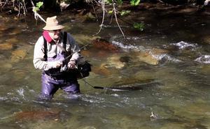 Cantabria sube de 19 a 21 centímetros la talla mínima de las truchas que pueden pescarse