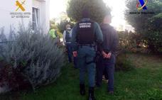 Operación 'Tanquetas' de la Guardia Civil