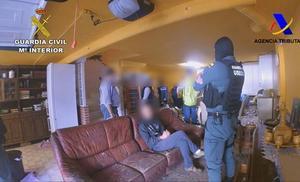 Diez detenidos por estafar a los bancos al pedir hipotecas para la compra de viviendas sobrevaloradas