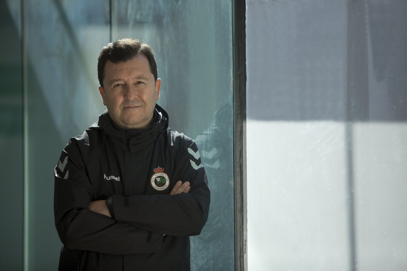 Chuti Molina: «Va a ser muy difícil que este equipo no ascienda»