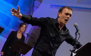 Juan Carlos Gago presenta el videoclip 'Himno a Liébana'