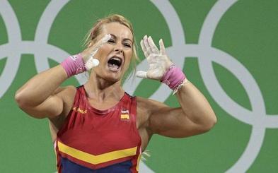 Lydia Valentín, campeona del mundo en arrancada