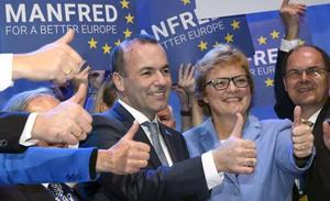 El Partido Popular Europeo elige a Manfred Weber como su cabeza de lista a las europeas de mayo