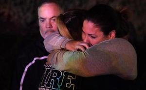 Al menos doce muertos en un tiroteo en una fiesta universitaria en California