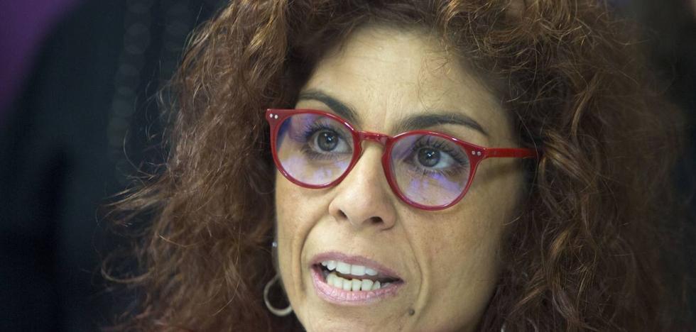 Rosana Alonso busca apoyo de los militantes para 'independizarse' de Podemos nacional