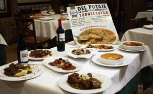 Llegan a Torrelavega los mejores días para los platos de potaje, caza y estofados