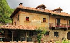 Casas en Liébana que pueden conquistar al Orujero Mayor