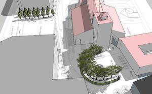 Más de 1 millón de euros para renovar el entorno de la Catedral