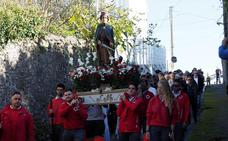 Laredo celebra la fiesta de San Martín