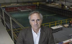 «Los grandes temporales serán algo habitual en Cantabria con el cambio climático»