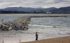 La playa de La Magdalena desaparecerá durante las mareas altas si no se interviene antes de 5 años
