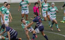 Imágenes del partido de rugby Aldro Energía-La Villa